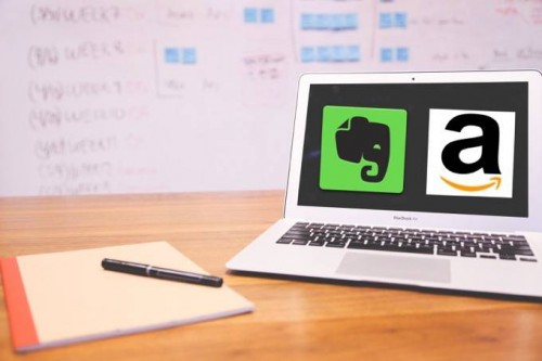 Evernote web CLIPPER Amazon