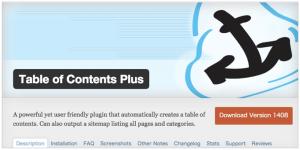 目次自動生成プラグイン『Table of Contents Plus』でMAGJAMのリストマークをなくす方法