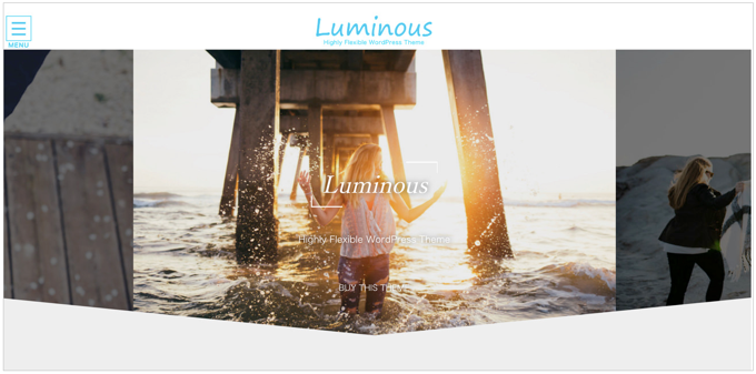 DigiPress 新作WordPressテーマを今夏にリリース予定。その名も「Luminous」!?