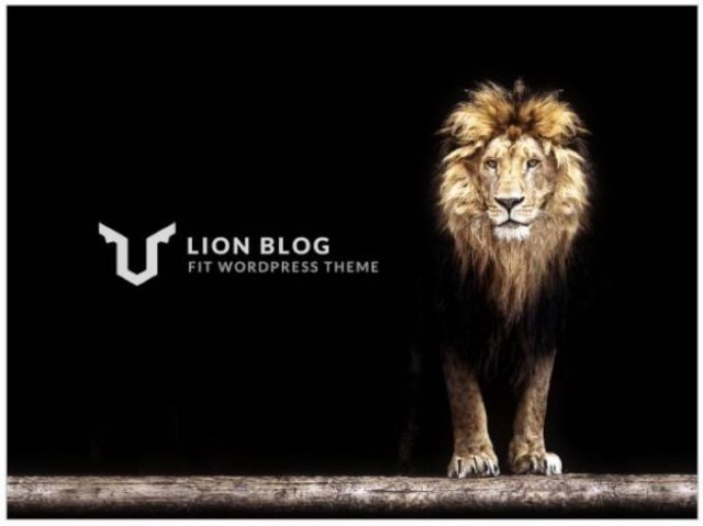 これはイイ!無料WordPressテーマ「LION BLOG」AMP対応・高速表示テーマ